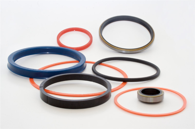 Hydraulic seals - Sales and production programme - Hydraulic ...